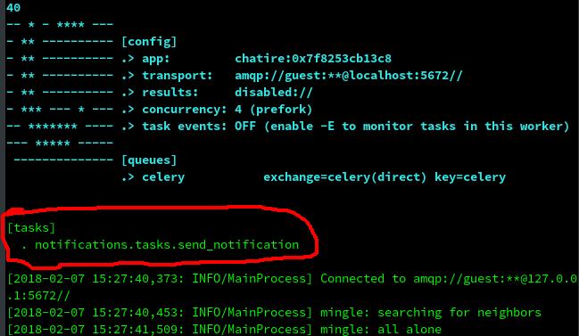 Realtime Django Part 5: Build a Chat application RabbitMQ